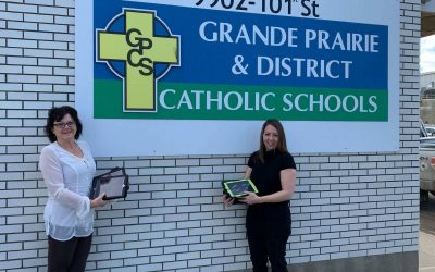 Virtual Care Program – iPad Donation