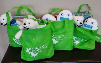 Seeking Comfort Care Bag Donations