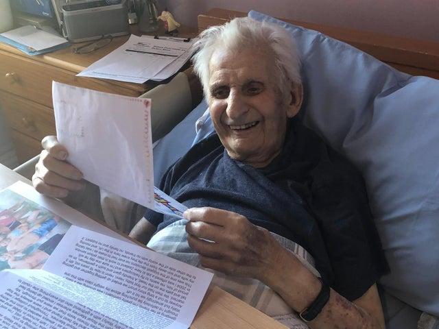 Day #2 Virtual Pen Pal – Celebrating National Hospice Palliative Care Week 2020