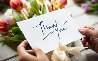 Special Thank you from Prairie Lakes Hospice Staff