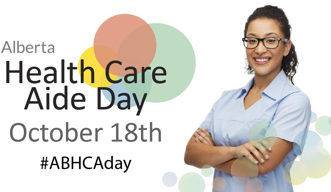 Health Care Aide Day!